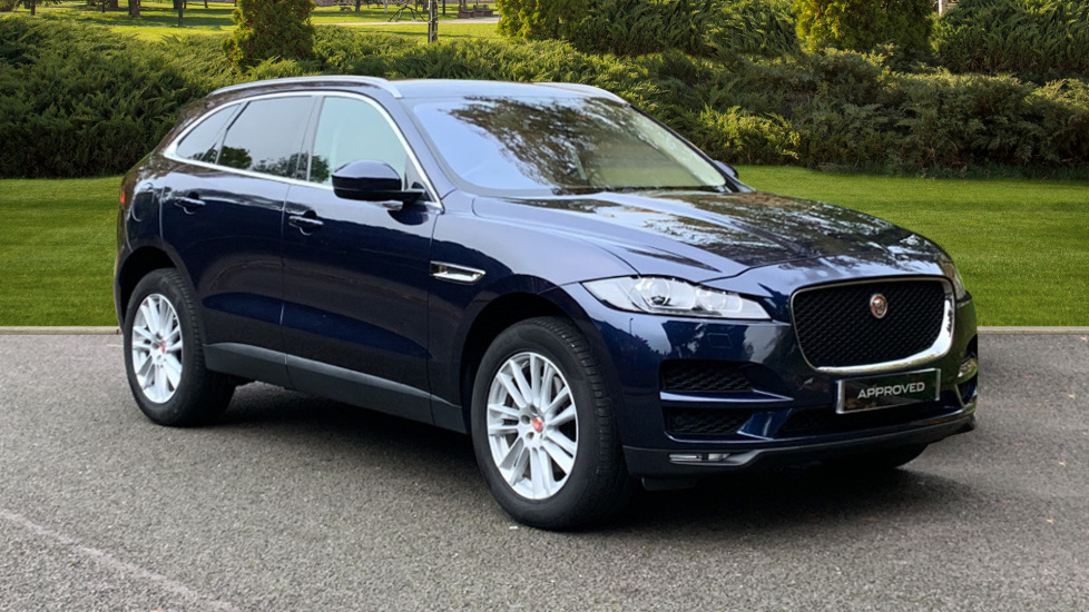 Jaguar F-PACE 2.0 [300] Portfolio 5dr AWD - Privacy Glass - Fixed Panoramic Roof - Head Up Display Automatic Estate (2017)