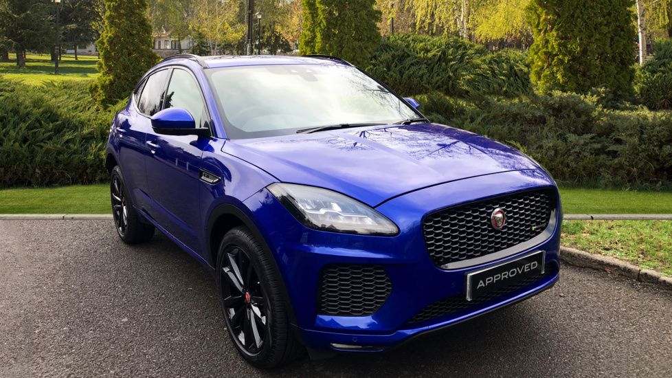 Used Jaguar E Pace Cars For Sale Motorparks