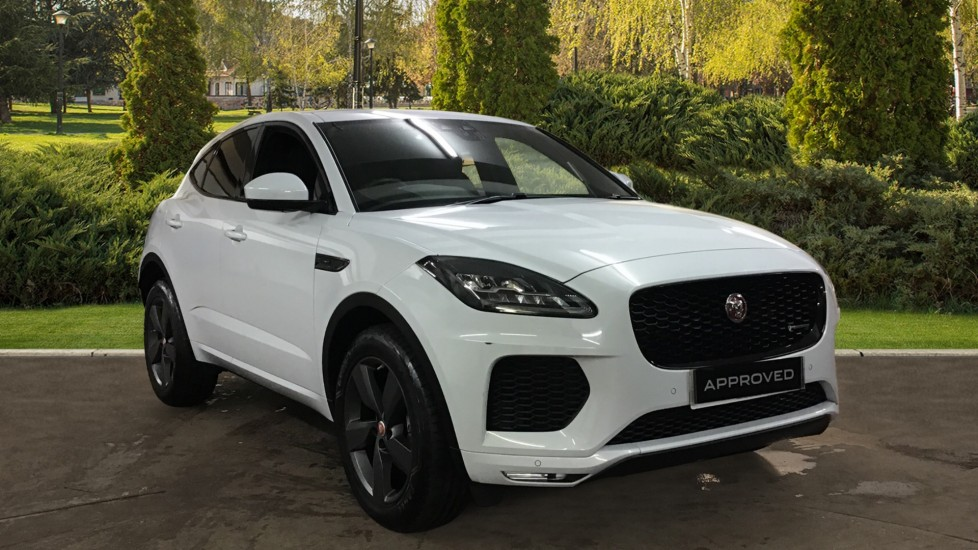 Jaguar E-PACE 2.0d [180] Chequered Flag Edition 5dr Diesel Automatic Estate (20MY) image