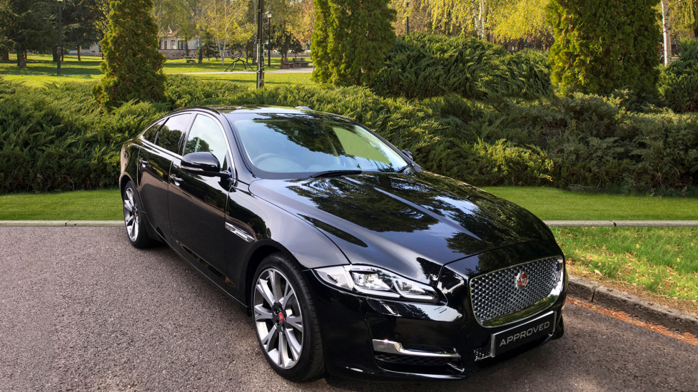 Jaguar XJ 3.0d V6 Portfolio [8] - Sliding Panoramic Roof - Privacy Glass -  Diesel Automatic 4 door Saloon (2018)
