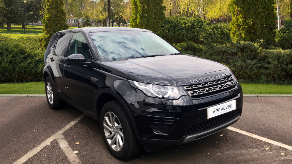 Land Rover Discovery Sport 2.0 TD4 180 SE 5dr - 5+2 Seatings - Privacy Glass - Fixed Panoramic Roof - Nearly New -   Diesel Automatic 4x4 (2017) image