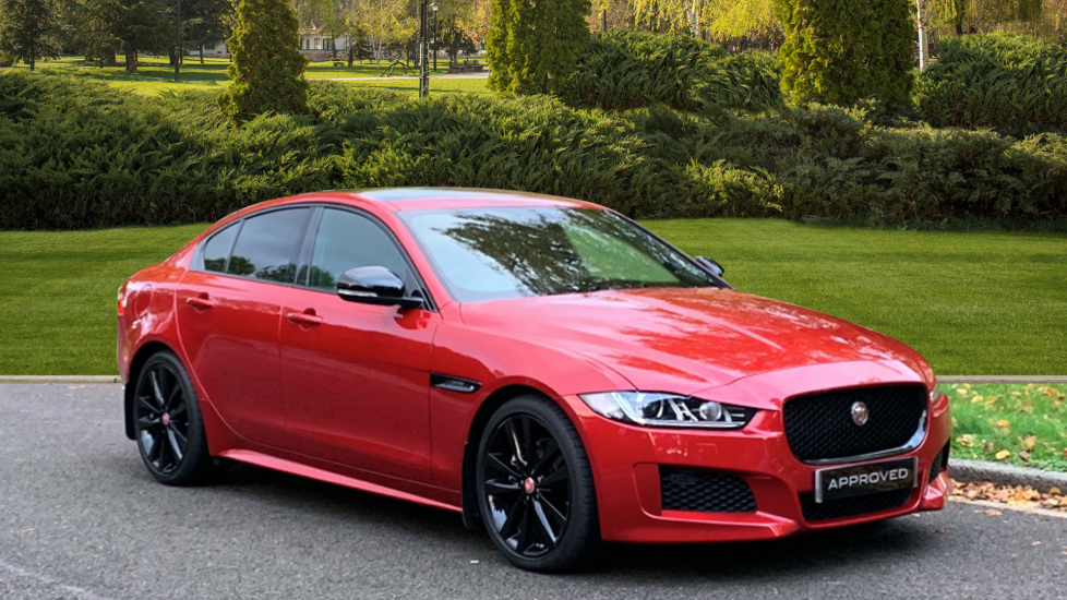 Jaguar XE 2.0d [180] Landmark Edition - ***Ex Demo Car*** Diesel Automatic 4 door Saloon (2019) image