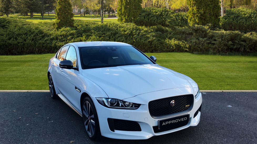 Jaguar XE 2.0 [300] 300 Sport AWD - Privacy Glass -  Automatic 4 door Saloon (2018)