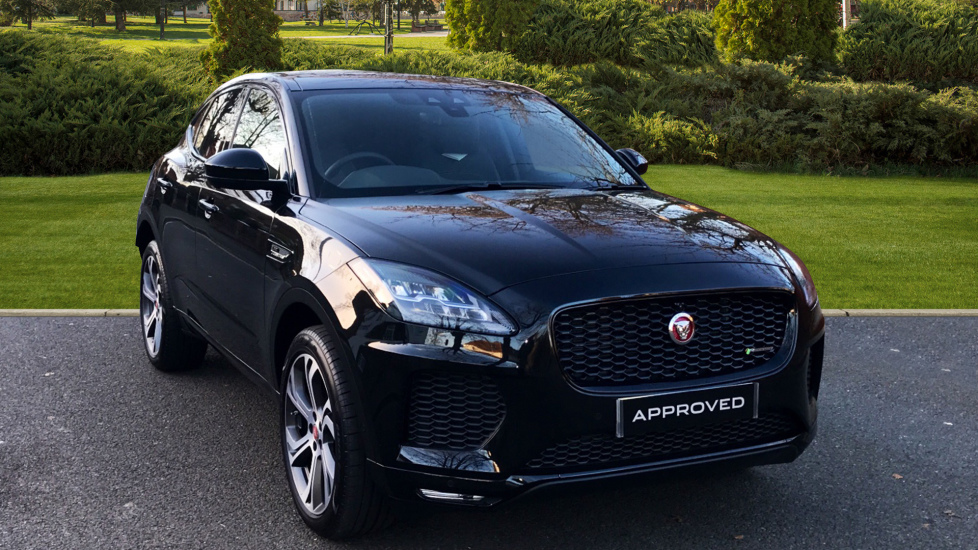 Jaguar E-PACE 2.0 [200] R-Dynamic SE 5dr - Fixed Panoramic Roof - Privacy Glass -  Automatic Estate (2018)