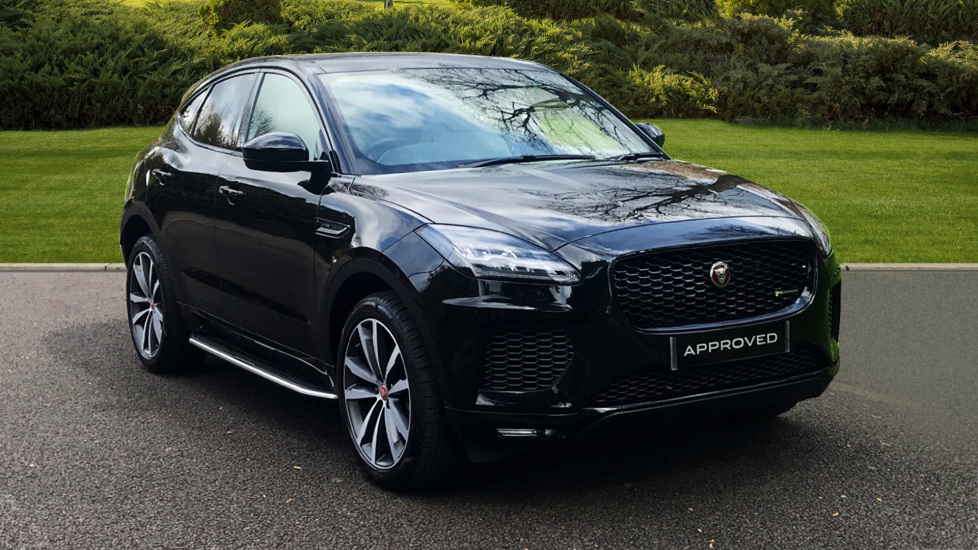 Jaguar E-PACE 2.0d [180] R-Dynamic HSE 5dr - Fixed Panoramic Roof - Privacy Glass -  Diesel Automatic Estate (2019)