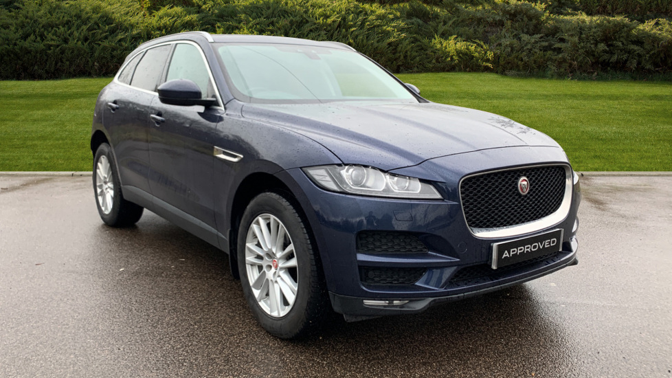 Jaguar F-PACE 2.0d Portfolio 5dr AWD Diesel Automatic 4 door Estate (2017)