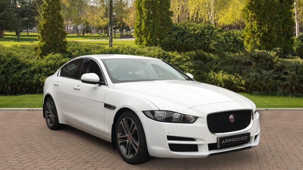Jaguar XE 2.0d [180] Prestige 4dr AUTOMATIC, PARKING PACK Diesel Automatic 5 door Saloon