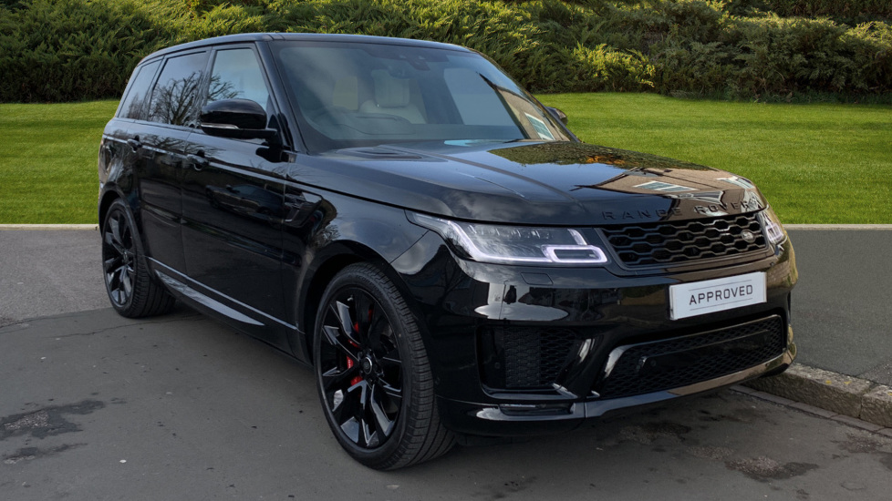 Land Rover Range Rover Sport 3.0 P400 HST 5dr - Panoramic Roof - Privacy Glass - Head Up Display Automatic Estate (2020)