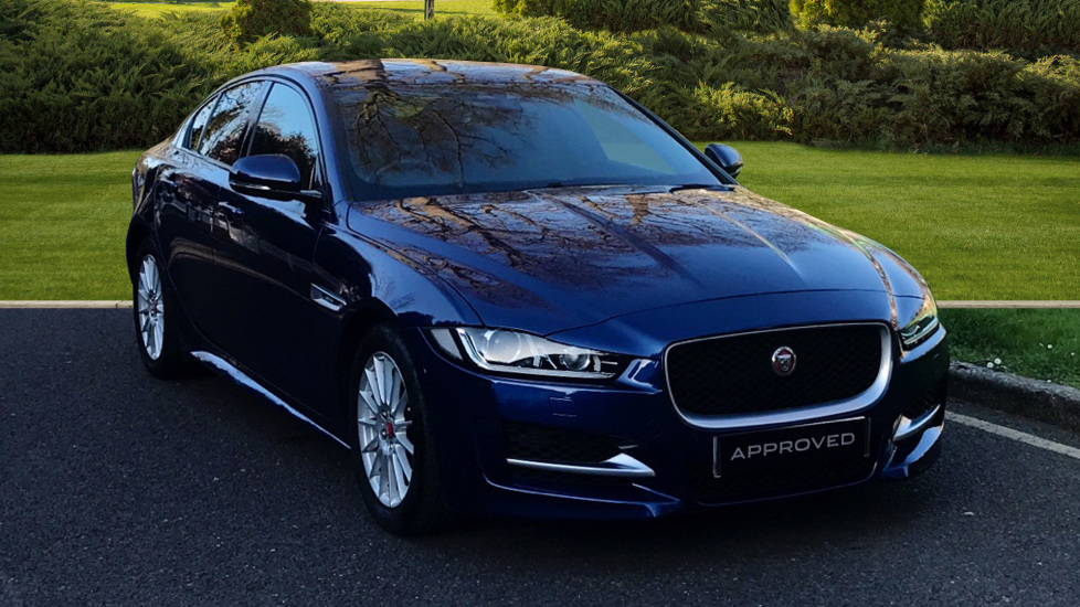 Jaguar XE 2.0d R-Sport - Privacy Glass -  Diesel Automatic 4 door Saloon (2016) at Jaguar Woodford thumbnail image