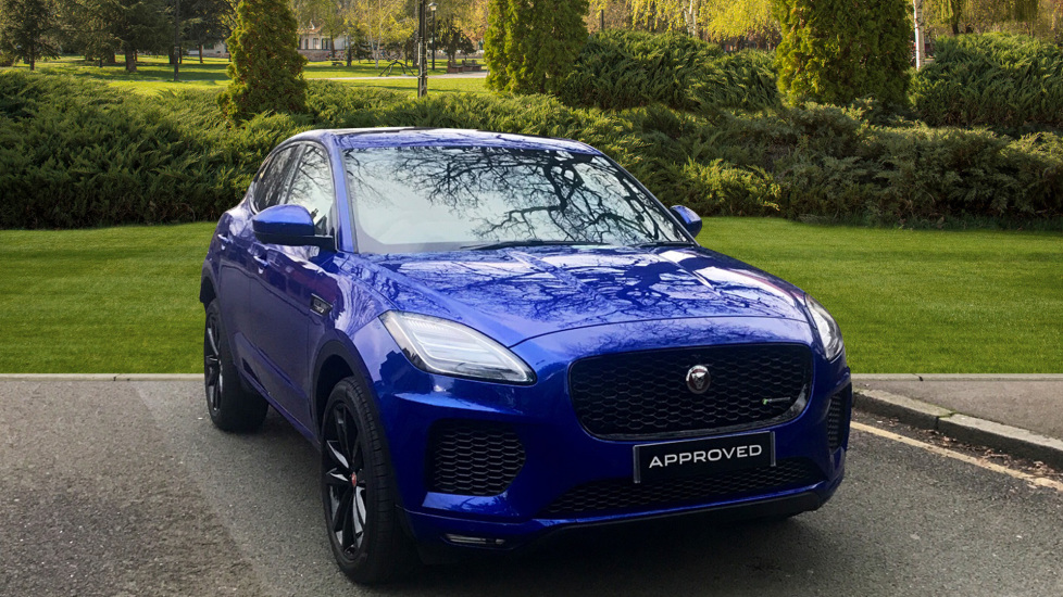 Jaguar E-PACE 2.0 R-Dynamic HSE 5dr - Fixed Panoramic Roof - Privacy Glass  Automatic Estate (2018) image