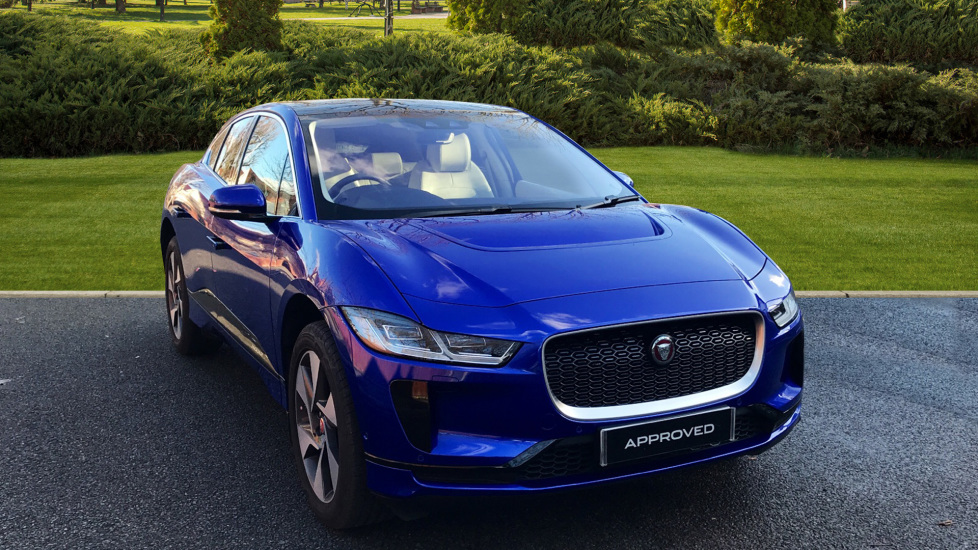 Jaguar I-PACE 294kW EV400 SE 90kWh - Fixed Panoramic Roof - Privacy Glass -  Electric Automatic 5 door Estate (2019) image