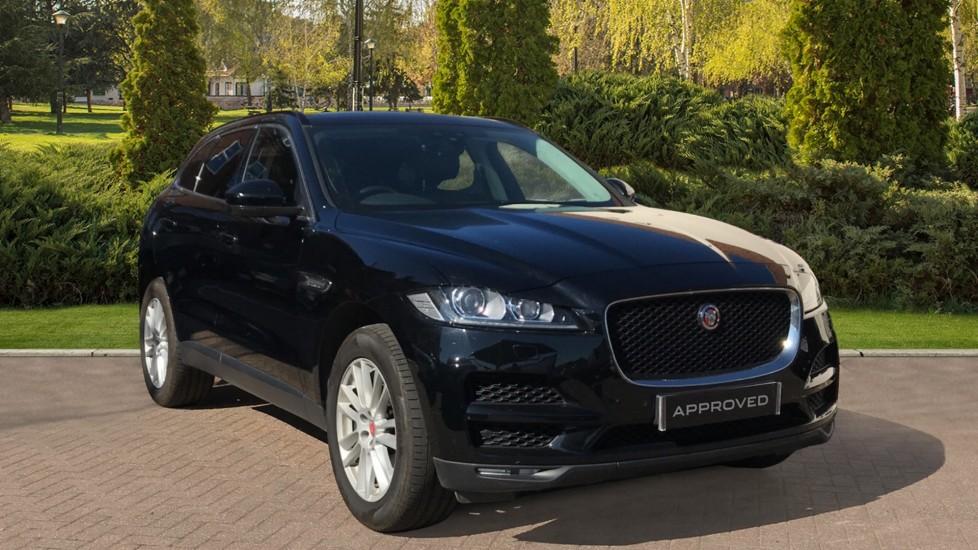 Jaguar F-PACE 2.0 Portfolio AWD Sliding Panoramic Roof, Meridian Sound Automatic 5 door Estate