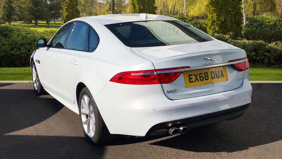 Jaguar XF 2 0d [180] R-Sport Diesel Automatic 4 door Saloon (2018) at  Jaguar Woodford