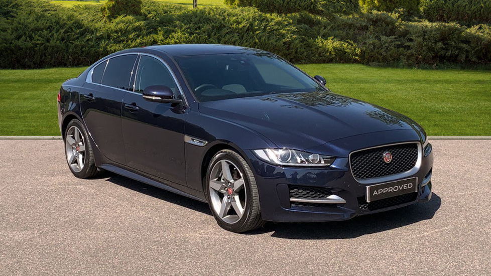 Jaguar XE 2.0d [180] R-Sport - Privacy Glass -  Diesel Automatic 4 door Saloon (2018)