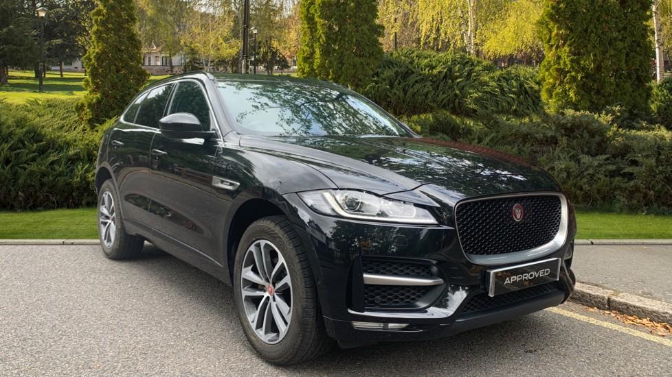 Jaguar F-PACE 2.0d R-Sport 5dr AWD Diesel Automatic Estate (2017)