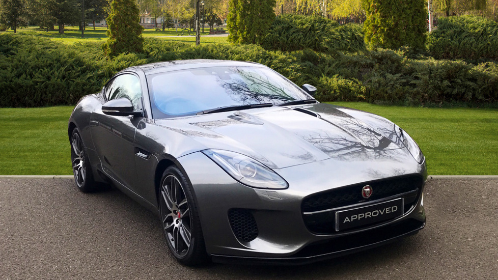 Jaguar F-TYPE 2.0 2dr - Black Pack - Automatic Coupe (2018) image