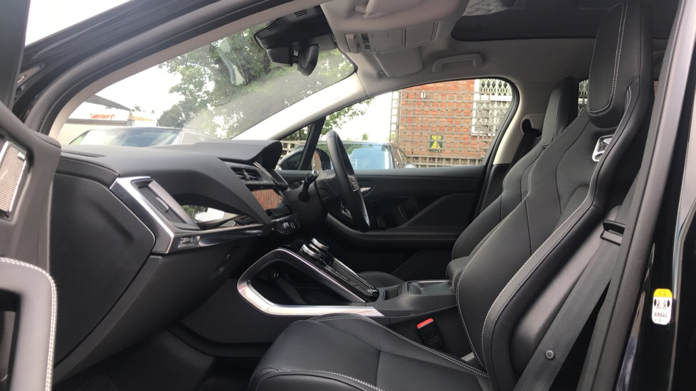 Jaguar I-PACE 294kW EV400 SE 90kWh - Fixed Panoramic Roof - Privacy Glass -  image 3