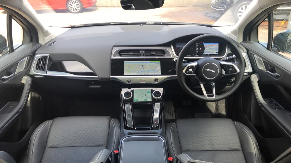 Jaguar I-PACE 294kW EV400 SE 90kWh - Fixed Panoramic Roof - Privacy Glass -  image 9