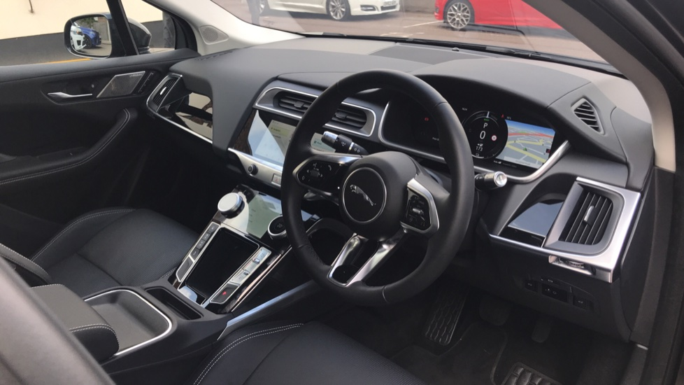 Jaguar I-PACE 294kW EV400 SE 90kWh - Fixed Panoramic Roof - Privacy Glass -  image 23