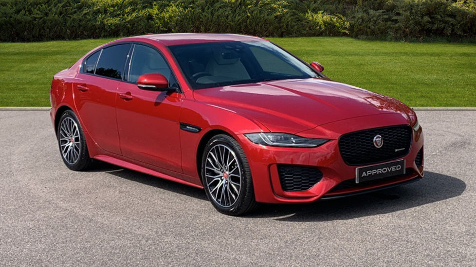Jaguar XE 2.0d R-Dynamic S - Privacy Glass - ***New Shape Jaguar XE*** Diesel Automatic 4 door Saloon (2020) image