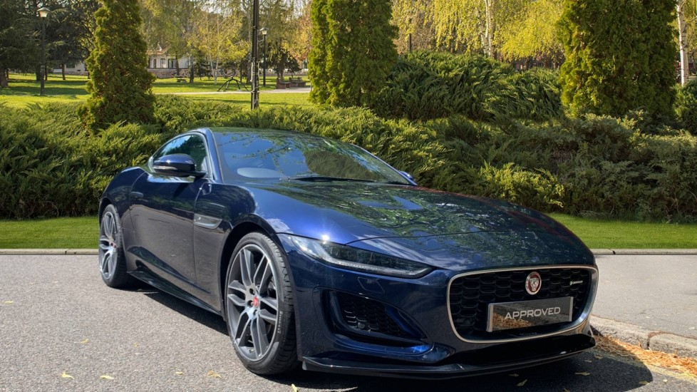 Jaguar F-TYPE 2.0 P300 R-Dynamic 2dr Automatic 5 door Coupe (2020)