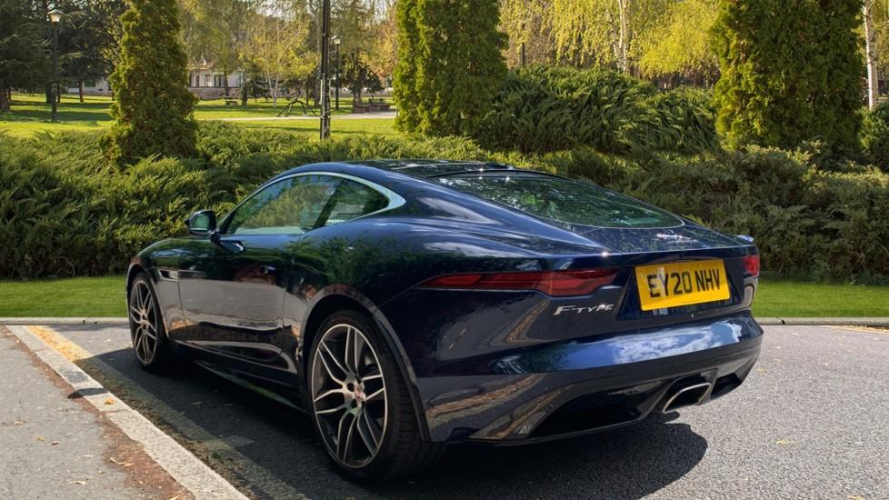 Jaguar F-TYPE 2.0 P300 R-Dynamic 2dr Automatic 5 door ...