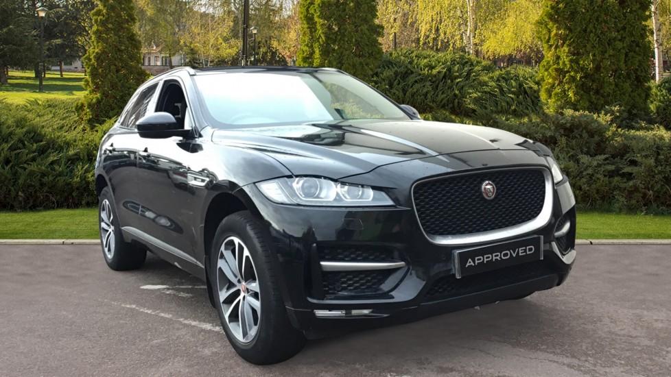 Jaguar F-PACE 2.0d R-Sport 5dr Diesel Automatic 4 door Estate (2018)