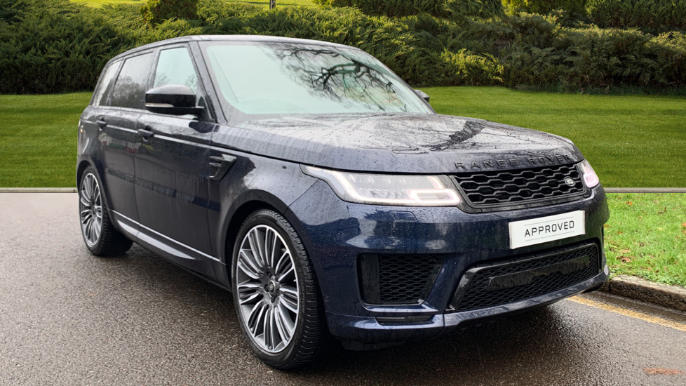 Land Rover Range Rover Sport 3.0 SDV6 Autobiography Dynamic 5dr Auto - 2019 MY - Sliding Panoramic Roof - Privacy Glass Diesel Automatic Estate (2019)