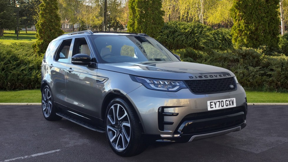 Land Rover Discovery 3.0 SD6 HSE Luxury 5dr- AVAILABLE DECEMBER Diesel Automatic 4x4 (2020)