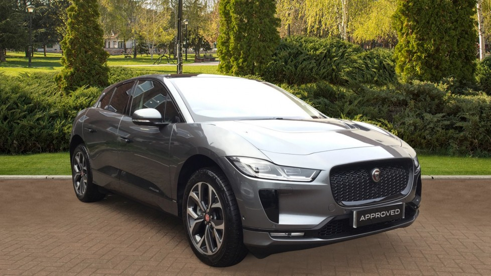 Jaguar I-PACE 294kW EV400 HSE 90kWh Electric Automatic 5 door Estate (2020)