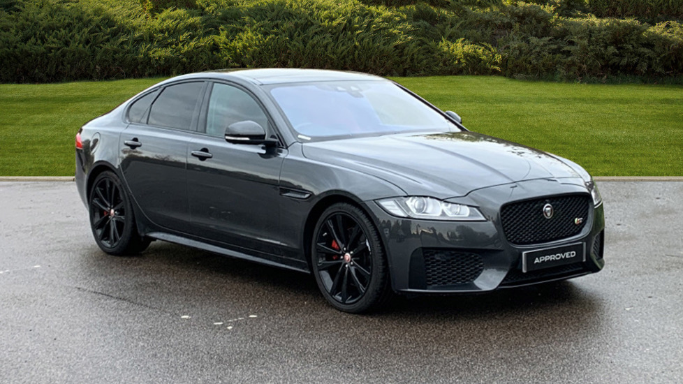 Jaguar XF 3.0 V6 Supercharged S - Sliding Panoramic Roof - Privacy Glass - Head Up Display Automatic 4 door Saloon (2016) image