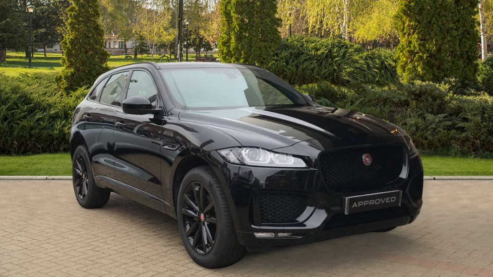 Jaguar F-PACE 2.0d [180] Chequered Flag 5dr AWD Diesel Automatic Estate
