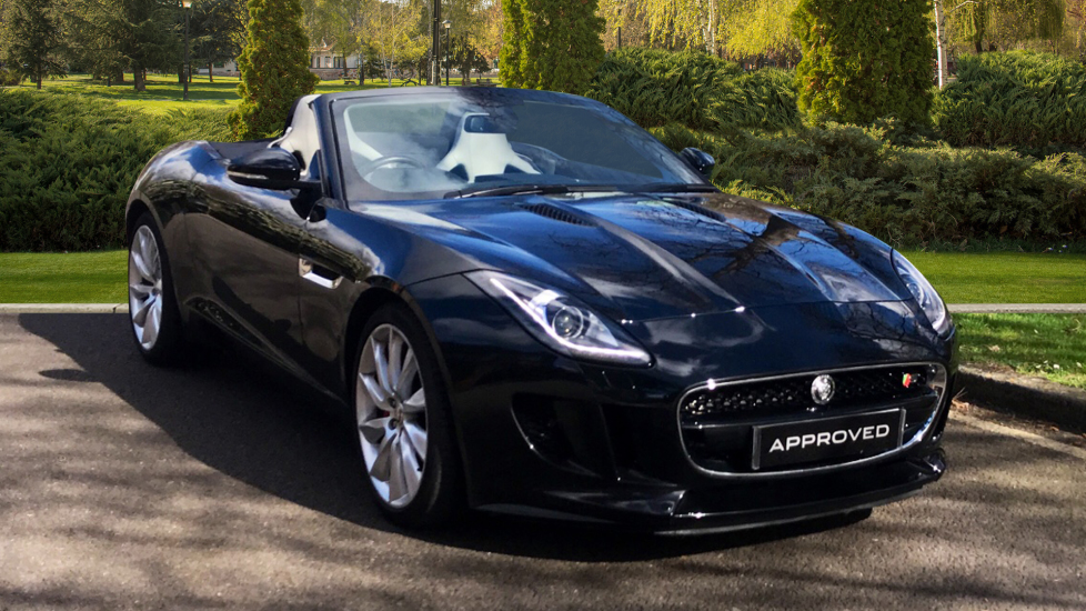 Jaguar F-TYPE 3.0 Supercharged V6 S 2dr -  Automatic Convertible (2013) image