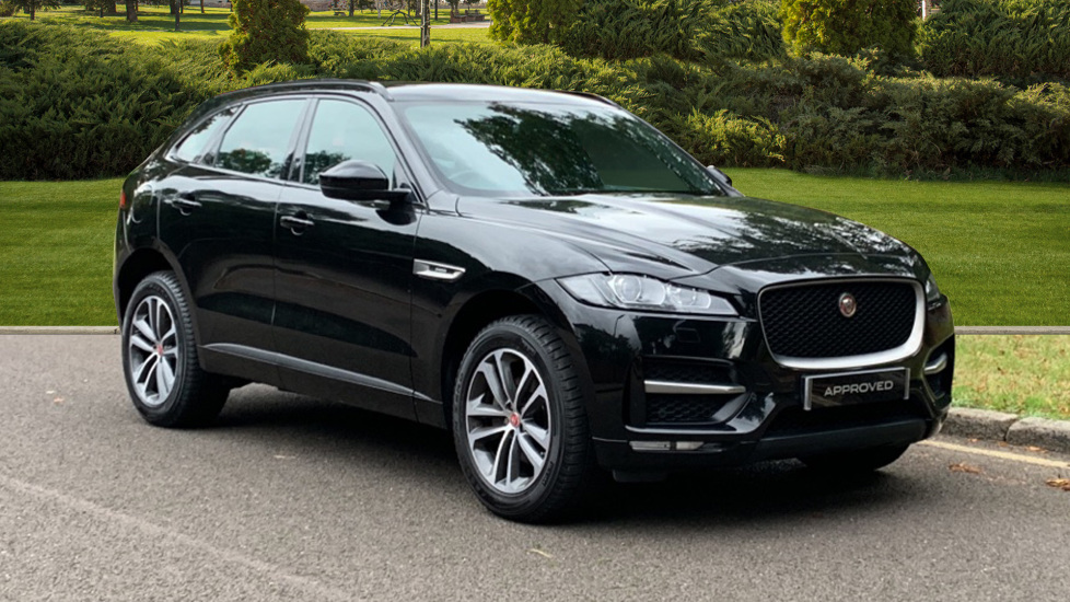 Jaguar F-PACE 2.0d R-Sport 5dr AWD Diesel Automatic 4 door Estate (2017)