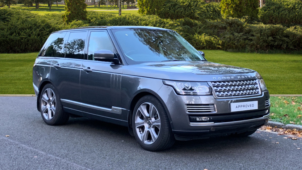Land Rover Range Rover 3.0 SDV6 HEV Autobiography 4dr - Sliding Panoramic Roof - Privacy Glass -  Diesel/Electric Automatic 5 door Estate (2016) image