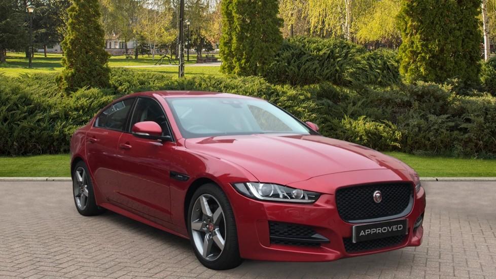 Jaguar XE 2.0d 180ps R-Sport, SATNAV, Euro 6 Rated NAVIGATION Diesel Automatic 4 door Saloon