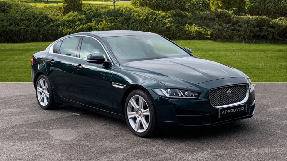 Jaguar XE 2.0d [180] Portfolio - Sat Nav - Rear View Camera - Heated Front Seats -  Diesel Automatic 4 door Saloon (2017)