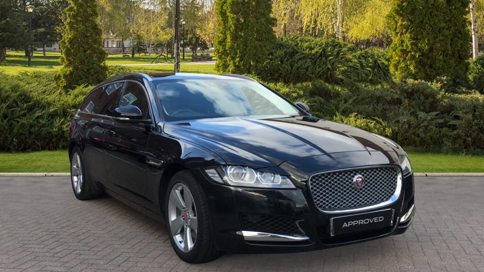 Jaguar XF 2.0i Portfolio 5dr   Navigation, Rear camera Automatic Estate