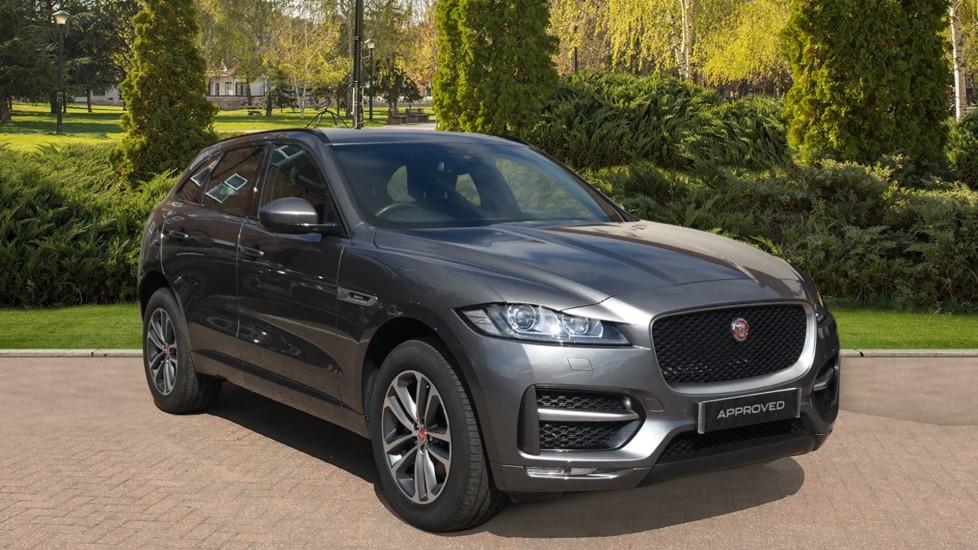 Jaguar F-PACE 2.0d R-Sport 5dr AWD Diesel Automatic 4 door Estate
