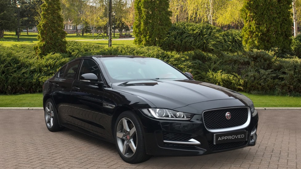 Jaguar XE 2.0d [180] R-Sport AWD with Reverse Camera Diesel Automatic 4 door Saloon