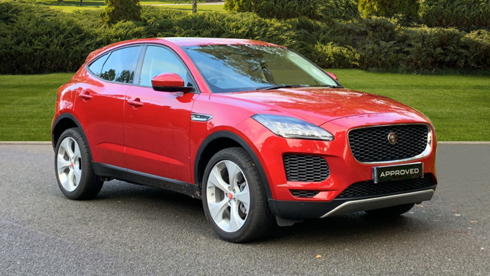 Jaguar E-PACE 2.0d [240] HSE 5dr - Fixed Panoramic Roof - Privacy Glass - ***Low Mileage Car***-  Diesel Automatic Estate (2018) image