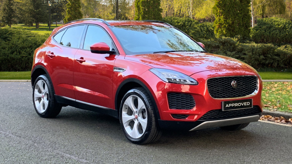 Jaguar E-PACE 2.0d [180] HSE 5dr - Fixed Panoramic Roof - Privacy Glass -  Diesel Automatic Estate (2018) image