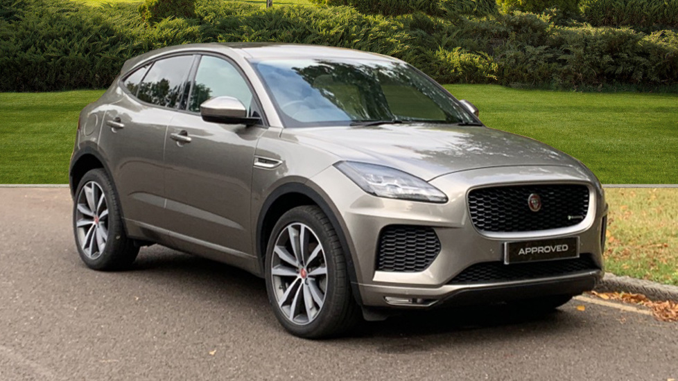 Jaguar E-PACE 2.0d [180] R-Dynamic HSE 5dr - Fixed Panoramic Roof - Privacy Glass -  Diesel Automatic Estate (2018) at Jaguar Woodford thumbnail image