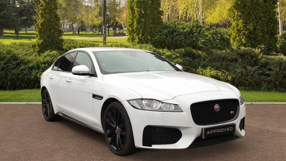 Jaguar XF 3.0d V6 S Diesel Automatic 4 door Saloon