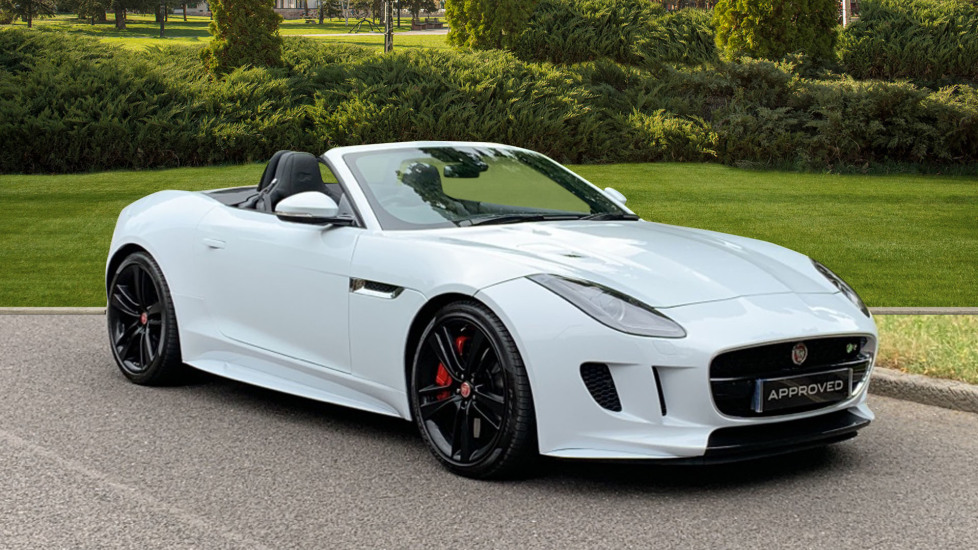 Jaguar F-TYPE 5.0 Supercharged V8 R 2dr AWD - Low Mileage -  Automatic Convertible (2016) image