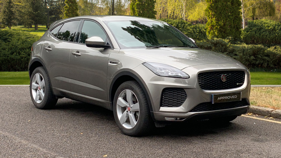 Jaguar E-PACE 2.0d [180] R-Dynamic SE 5dr - Privacy Glass -  Diesel Automatic Estate (2018) at Jaguar Woodford thumbnail image