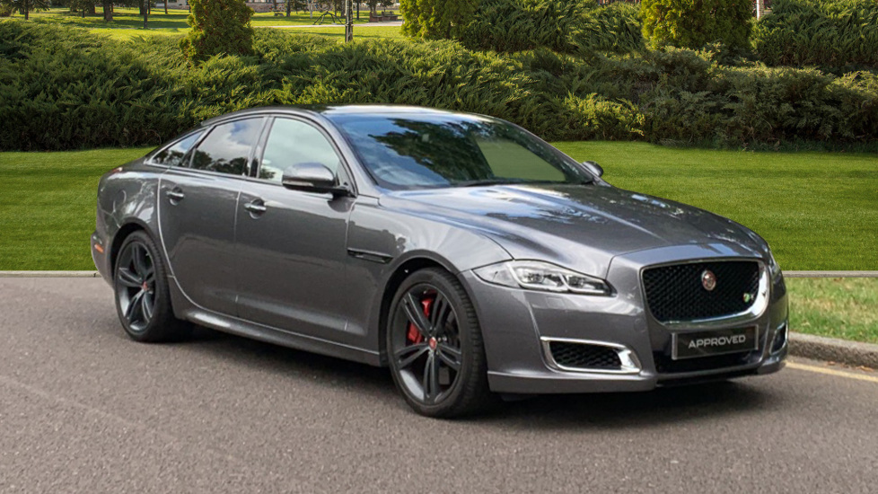 Jaguar XJ 5 0 V8 Supercharged XJR - Sliding Panoramic Roof - Privacy Glass  - **High Spec Car** Automatic 4 door Saloon (2017) at Jaguar Woodford