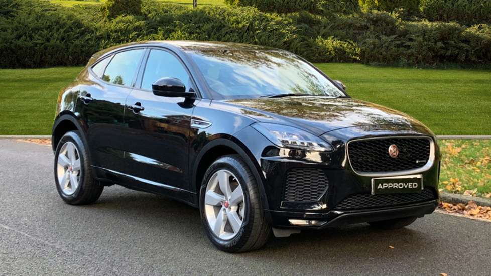 Jaguar E-PACE 2.0d [180] R-Dynamic SE 5dr ***Low Mileage Car***  Diesel Automatic Estate (2018)