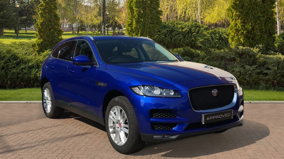 Jaguar F-PACE 2.0 [300] Portfolio AWD with Panoramic Sunroof and Heated Seats Automatic 5 door Estate