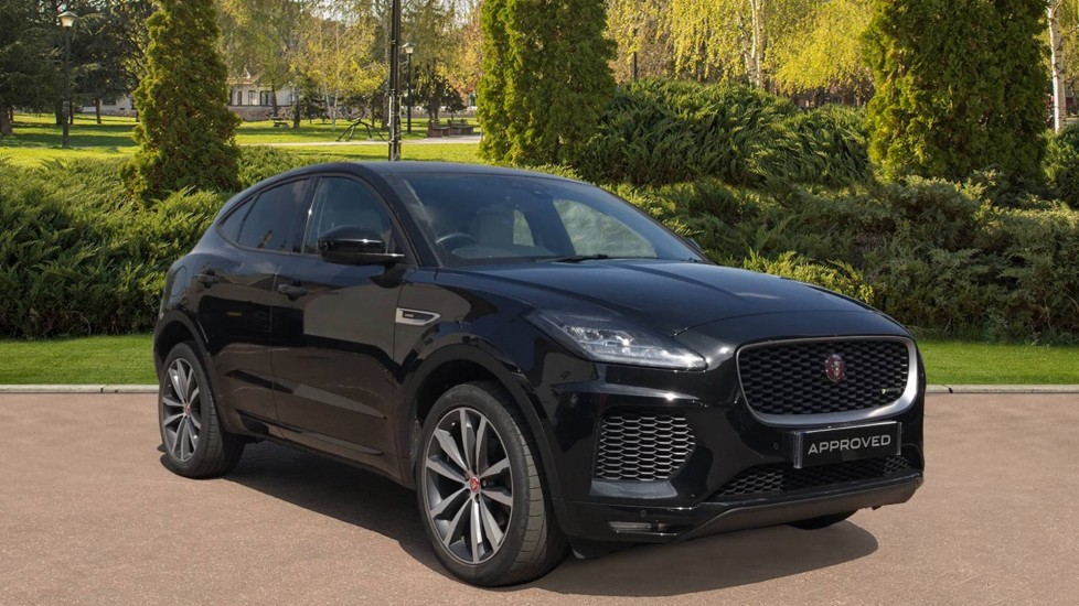Jaguar E-PACE 2.0d [180] R-Dynamic HSE 5dr Diesel Automatic 4 door Estate (2018)